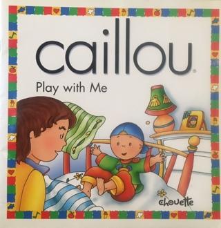 Caillou Book