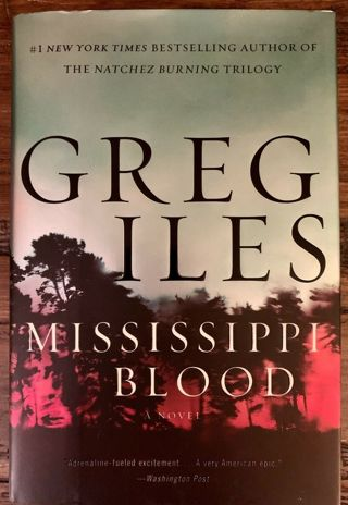 ✹Missippi Blood by Greg Iles- HB-Free Ship