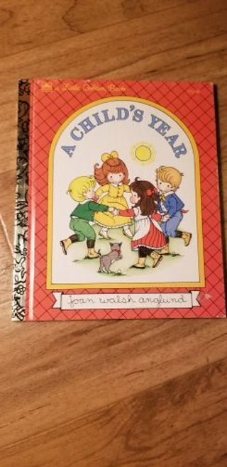 A child's year book
