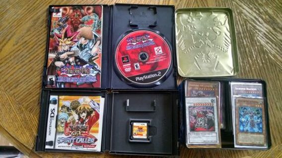 yugioh ds games