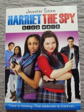 DVD Harriet the Spy blog wars