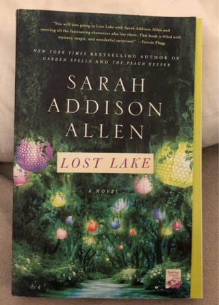Trade Paperback by Sarah Addison Allen