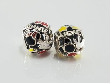 Pandora Mickey & Minnie Mania Matching set