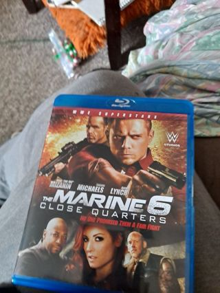 The marine 6 close quarters digital copy hd