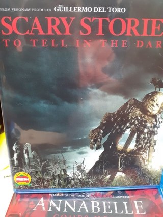 SCARY STORIES TO TELL IN THE DARK  (( 2019 RELEASE ))