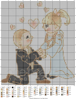 wedding pattern 59