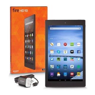"""Fire HD 10 Tablet, 10.1"""" HD Display, Wi-Fi, 64gb"""