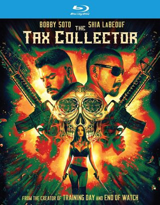 Brand New The Tax Collector Blu-Ray