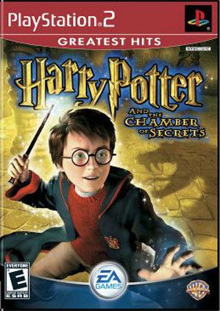ღღ Harry Potter & The Chamber of Secrets • (PS2) PlayStation 2 Game Disc ღღ