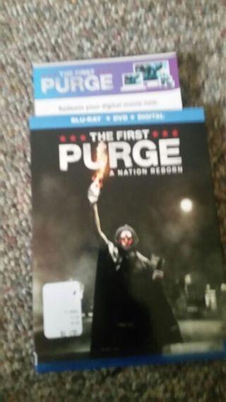 The first purge digital copy