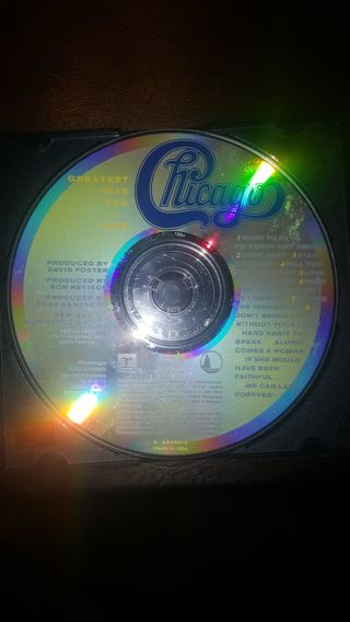 Chicago - Greatest Hits CD