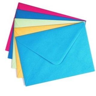 Envelope of stuff #8