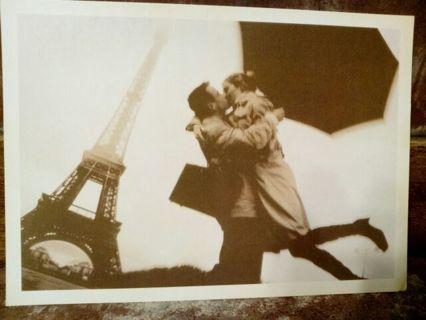 Vintage Postcards Paris Scenes
