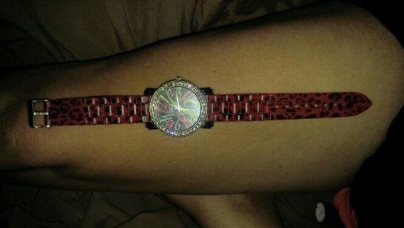 Ladies Blac Label Pink watch