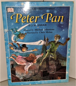 "2000 PETER PAN softcover 48-page book - 8 1/4"" x 11"" - excellent condition"