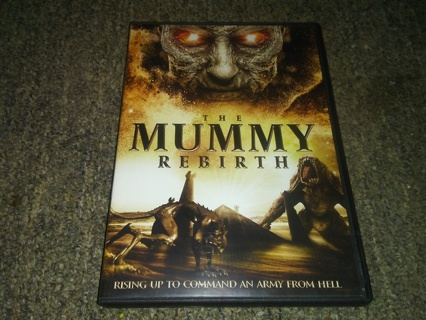 The Mummy: Rebirth (DVD)