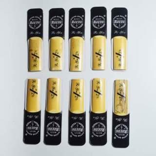 10Pcs Strength Bamboo 2.5 Reeds 2-1/2 Reeds For Tenor bB Saxophone Sax Clarinet