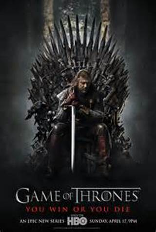 Game of thrones season 1itunes or google play only no vudu