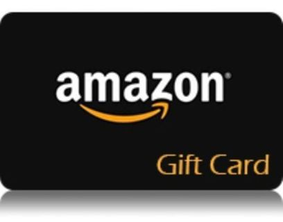 $150 Amazon Gift Card (Low Gin)