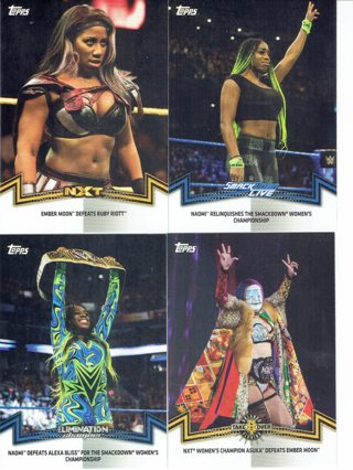 SPECIAL  FRIDAY⭐⭐8 CARD⭐⭐ WWE AUCTION
