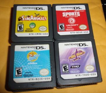 DS GAMES WINNER PICKS 12