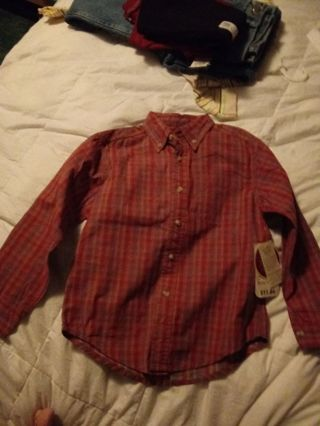 New Faded Glory Shirt size 4/5