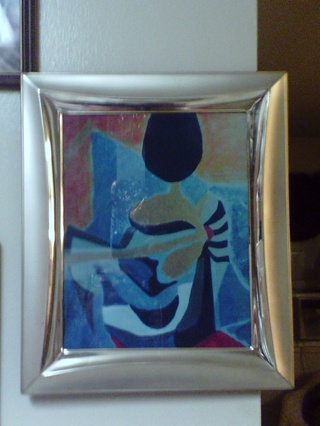 PHOTO of my Original Painting  8 by 10