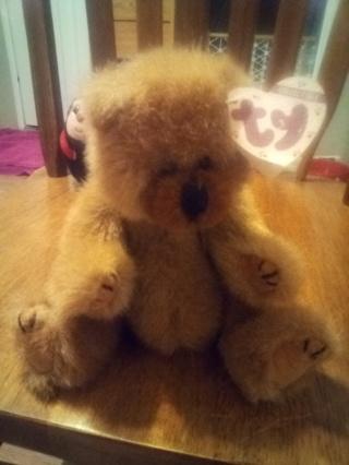 TY Beanie Baby 1993 Cody the Bear