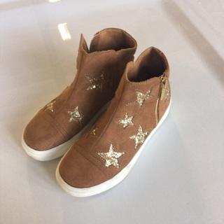 Girls Size 2 Zip Up Boots By Kidpik