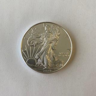 1 oz AMERICAN SILVER EAGLE - .999 PURE SILVER!