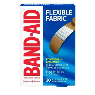Brand New Band-Aids winner picks plastic or fabric
