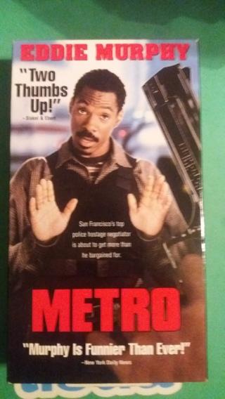 vhs metro  free shipping