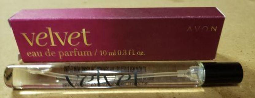 Avon Velvet Purse Travel Spray Fragrance
