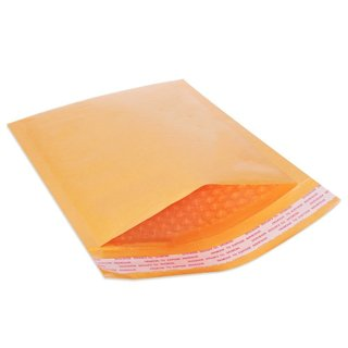 "☺~ 25 Kraft Bubble Mailers ""6x10"" Inch Padded Mailers ~☺"