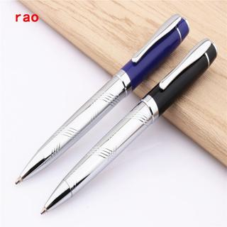 Luxury 800 Black for blue hat Platinum School Stationery Office Supplies Medium nib Ballpoint Pen