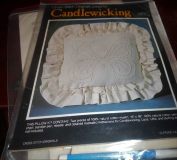 Candlewicking - Kit - Butterfly