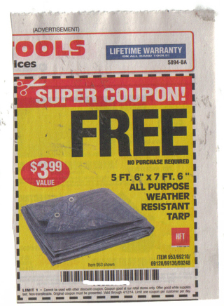a60cd8f1ca4dad FREE  HARBOR FREIGHT COUPON FOR FREE 5FT 6