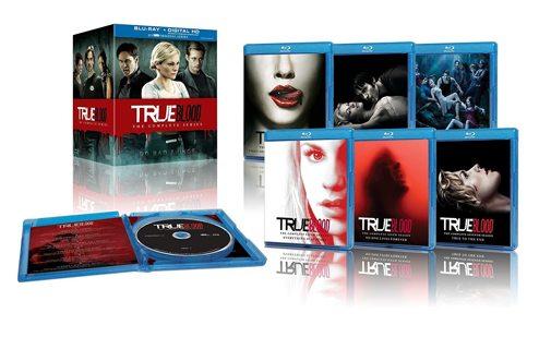 True Blood Complete TV Horror Series 1-7 HD Digital Code UV + Itunes