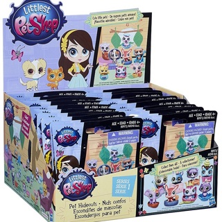 ❤️My littlest pet shop❤️ mega lot of 100 blind bags all brand new ship $3.00