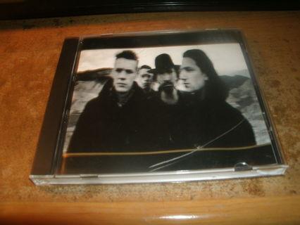 used cd-u2-the joshua tree-ex-rock-1987