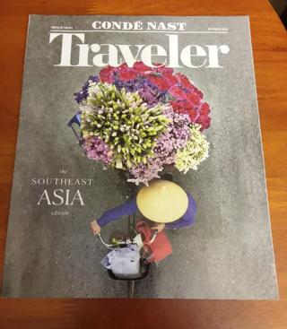 Conde Nast Traveler December 2018 Southeast Asia Edition