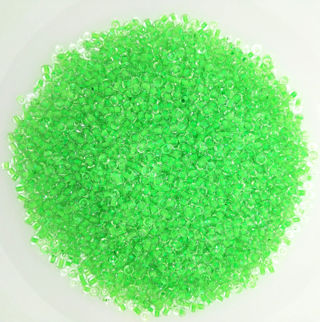 300 Pcs 2mm Czech Glass Seed Spacer Beads Jewelry Making
