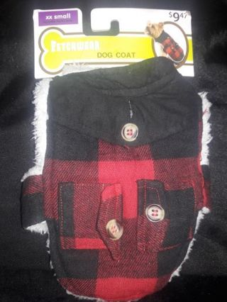 Doggy jacket BRAND NEW ((FREE SHIPPING))