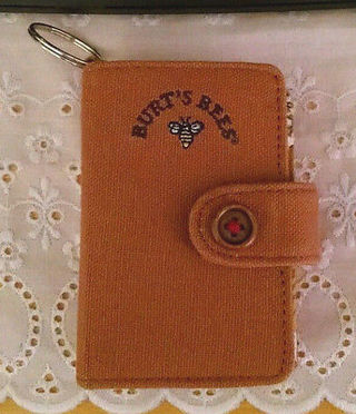 Burt's Bee's Card and Lip Balm Holder
