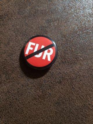 Anti Fur Pin