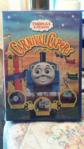 Thomas & Friends Carnival Capers