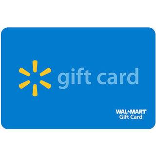 Quick GIN Walmart Gift Card