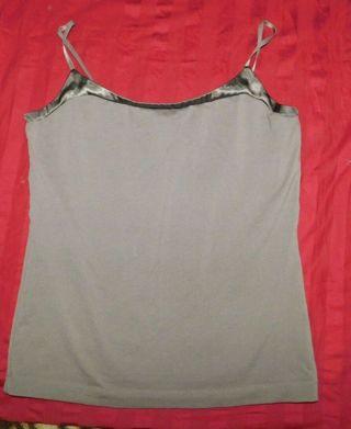 BANANA REPUBLIC Soft Cami Tank Shirt Top Large