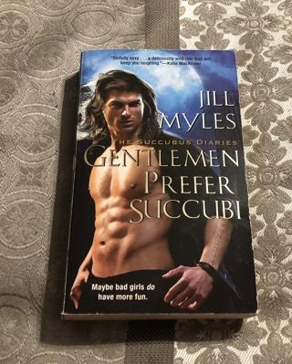 Gentlemen Prefer Succubi by Jill Myles - Paranormal Romance