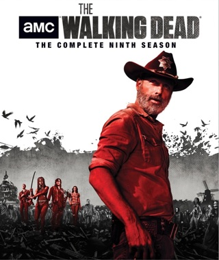 The Walking Dead: Season 9 HD Digital Copy